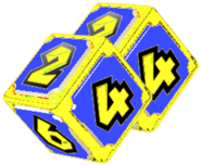 Double Dice Block