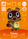 Ac amiibo card s3 timmy store