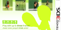 3DS Tennis