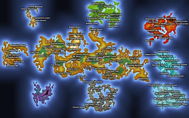 Era of Change Dungeons