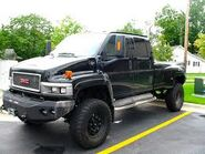 Ironhide truck