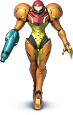 Samus (SSB Evolution)