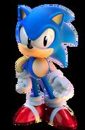 Sonic z classic sonic