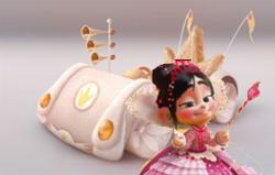 Princess Vanellope's Sugar Royale