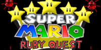 Super Mario Ruby Quest