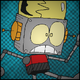 SU Icon Robot Jones
