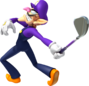 620px-Waluigi Artwork - Mario Golf World Tour