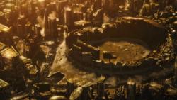 ISL Ragnarok - Lost City stadium