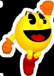 Pacman jump