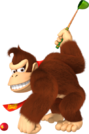 398px-Donkey Kong Artwork - Mario Golf World Tour