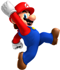 286px-Jumping Mario Artwork - New Super Mario Bros. Wii