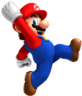 File:286px-Jumping Mario Artwork - New Super Mario Bros. Wii.png