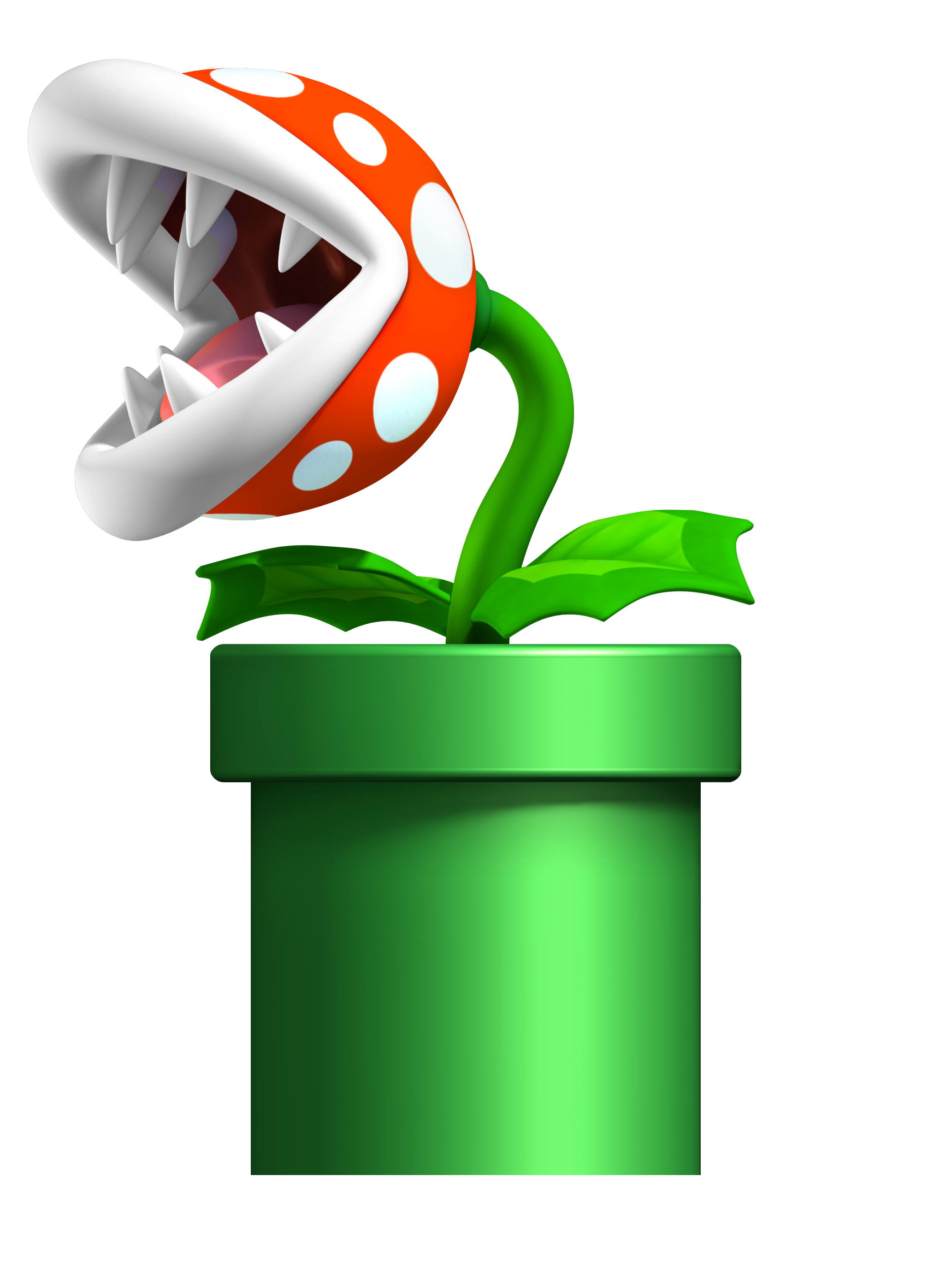 A Piranha Plant, courtesy of the Fantendo Wiki
