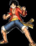 Luffy render 2 by sakuracerry-d63th1s