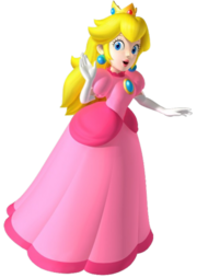 Princess peach yo
