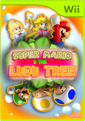 File:Super Mario & the Ludu Tree - Cover.png