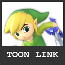 TOON LINK ICONE