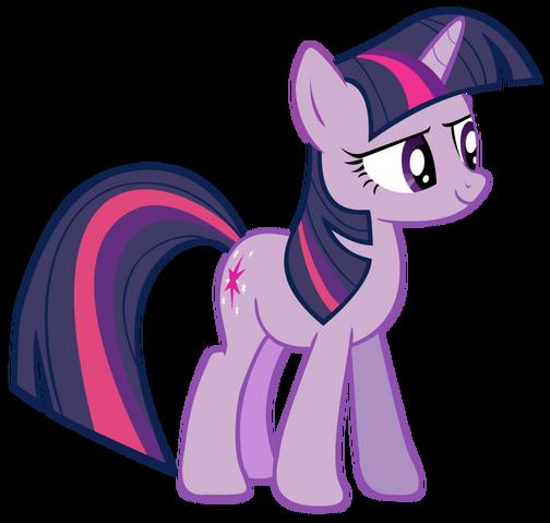 File:Twilight sparkle vector by fenixthefox93-d4pzah4.png
