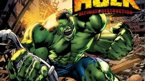 Incredible Hulk Ultimate Destruction - Main Menu Theme 2