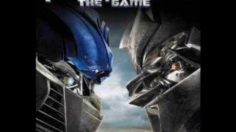 Transformers The Game - Tran