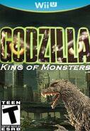 Godzilla Wii U