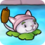 Plants vs Zombies - Cattail