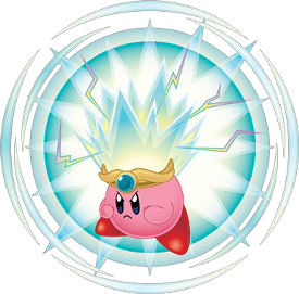 File:Spark Kirby.png