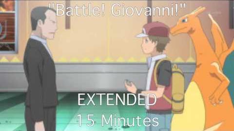 Extended ORAS Style - Pokémon Origins R B G Y Battle! Giovanni!