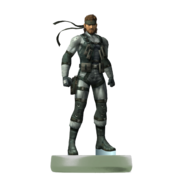 Snake Amiibo
