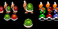 Super Mario World 3: Back to the Island/Enemies