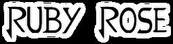 Versus Planet - Ruby Rose logo