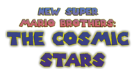 New Super Mario Brothers: The Cosmic Stars/ Gallery
