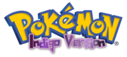 Pokémon Indigo Logo English