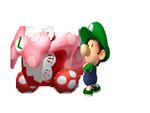 Baby Luigi MK8U