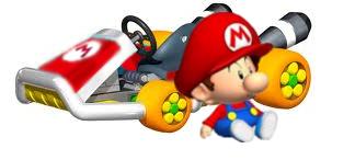 File:Baby Mario Artwork.png