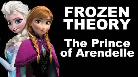 Frozen Theory The Prince of Arendelle
