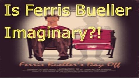 Conspriacy Theory Ferris Bueller Isnt Real?!