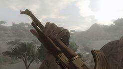 Golden AK-47 idle 3