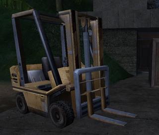 Forklift FC2004
