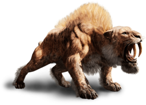 Far cry primal sabertooth