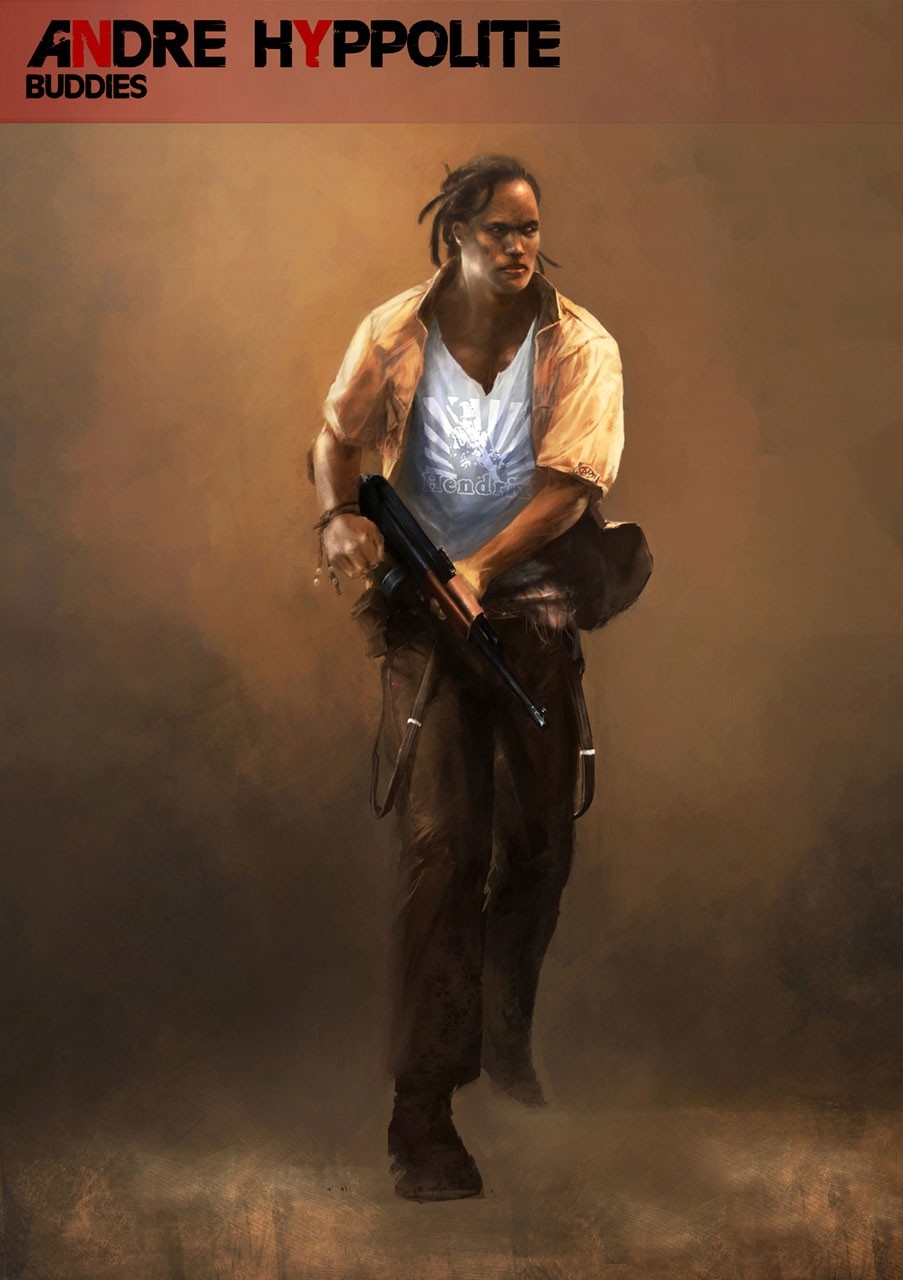 Andre Hyppolite | Far Cry Wiki | Fandom powered by Wikia