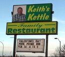 Keith's Kettle: A Portrait