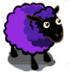 Han Purple Purple Sheep-icon