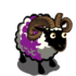 Ram (Purple Stripes)-icon