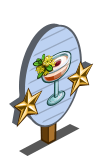 Yellow Myrtle Cocktail 2 Star Mastery Sign-icon
