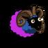 Blue Purple Ram-icon