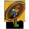 Jungle Fowl Mastery Sign-icon