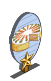 Carrot Cake 1 Star Mastery Sign-icon