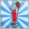 Strawberry & Cranberry Juice (Co-op)-icon