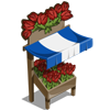 Red Tulip Stall-icon